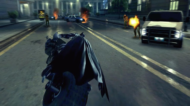 The Dark Knight Rises Mod Apk Android