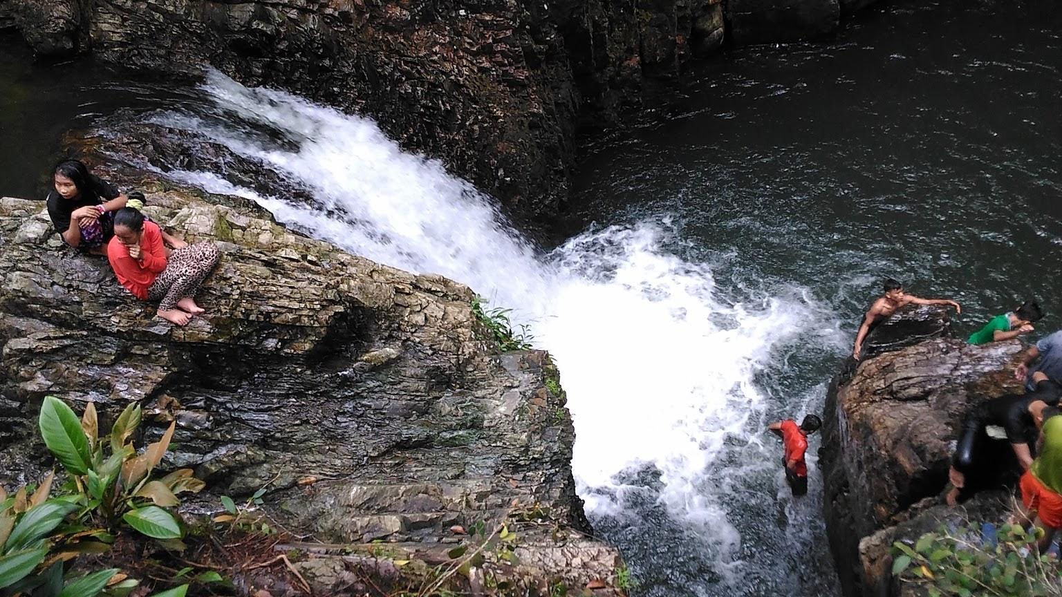Ngetrip ke Air Terjun Batang Ogan (Tangogan)