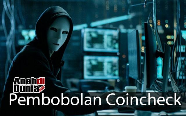 Pembobolan Coincheck