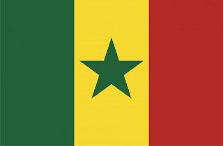 SENEGAL-BANDERA
