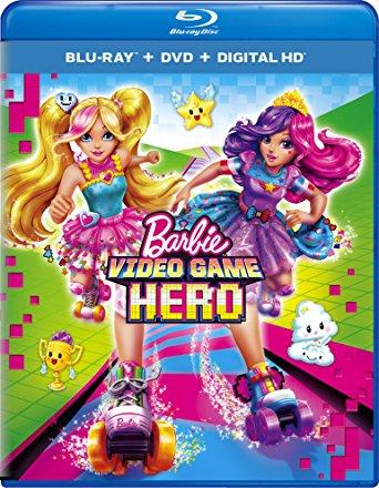 Barbie Video Game Hero 2017 Dual Audio Hindi Bluray Movie Download