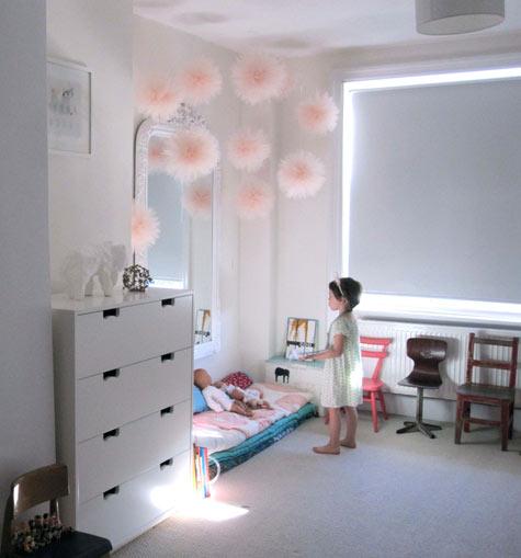 Cosas de palmichula cuatro maneras originales de decorar - Dormitorios infantiles originales ...