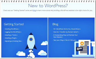 bluehost and wordpress