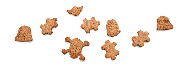 Biscuits à la cannelle façon Bastognes