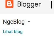 Cara Membuat Blog Gratis di Blogger Dengan Mudah Dan Cepat - Cara Membuat Blog di Blogger 4