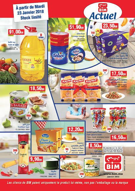 Catalogue bim mardi 23 janvier 2018