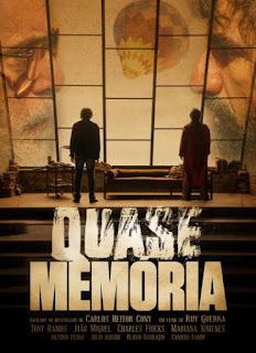 Quase Memória - DVDRip Nacional
