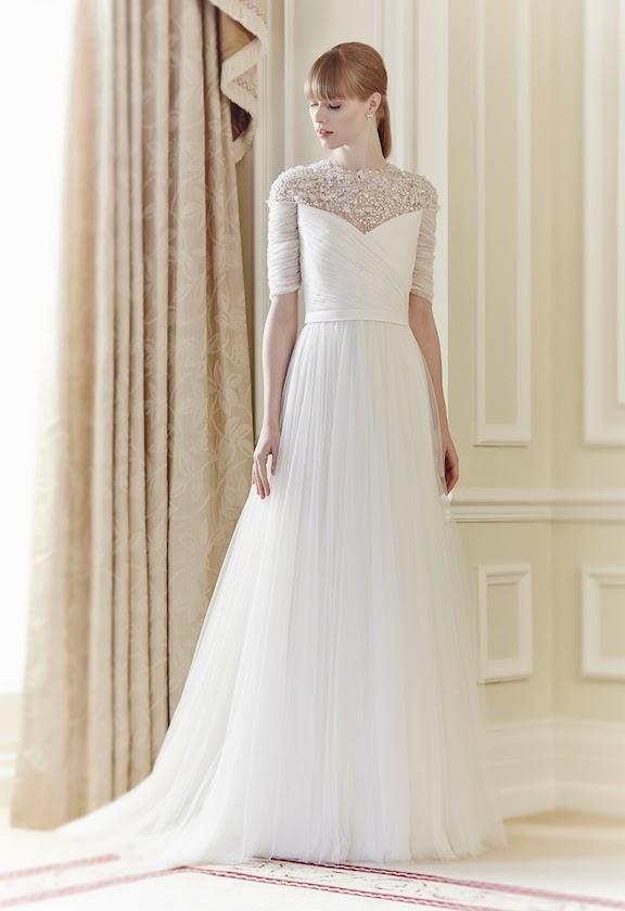 collezione sposa 2014 Jenny Packham e temi per i matrimoni