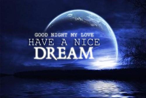 Kumpulan Gambar Selamat Malam Romantis Buat Pacar