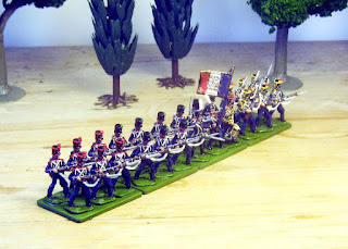 Der Kriegspielers French Light Infantry 1812