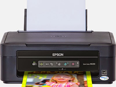 Epson Stylus NX Driver Software Firmware Manuals Install Setup