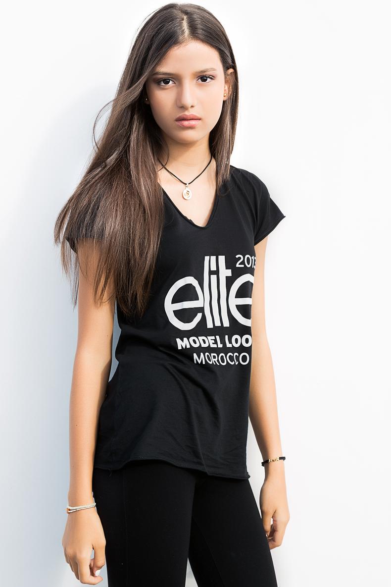 YOU ARE THE STYLE: La gagnante d'Elite Model Look Maroc 2013!!