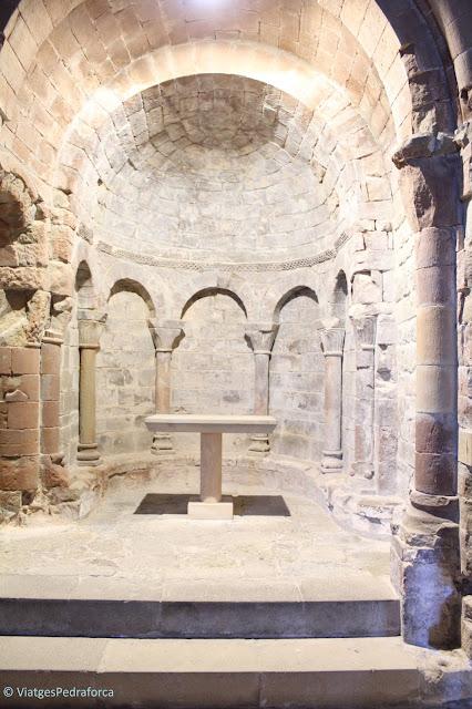 ruta del romànic de la Jacetània, Aragó, Pirineus, Osca, patrimoni cultural, art romànic