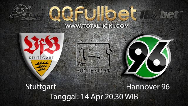 BOLA88 - PREDIKSI TARUHAN BOLA STUTTGART VS HANNOVER 14 APRIL 2018 ( GERMAN BUNDESLIGA )
