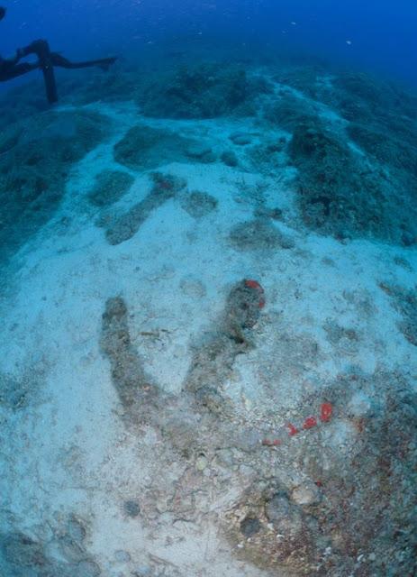 Νάξος, ένα σπουδαίο αρχαίο αγκυροβόλιο - Tι αποκάλυψε ο βυθός
