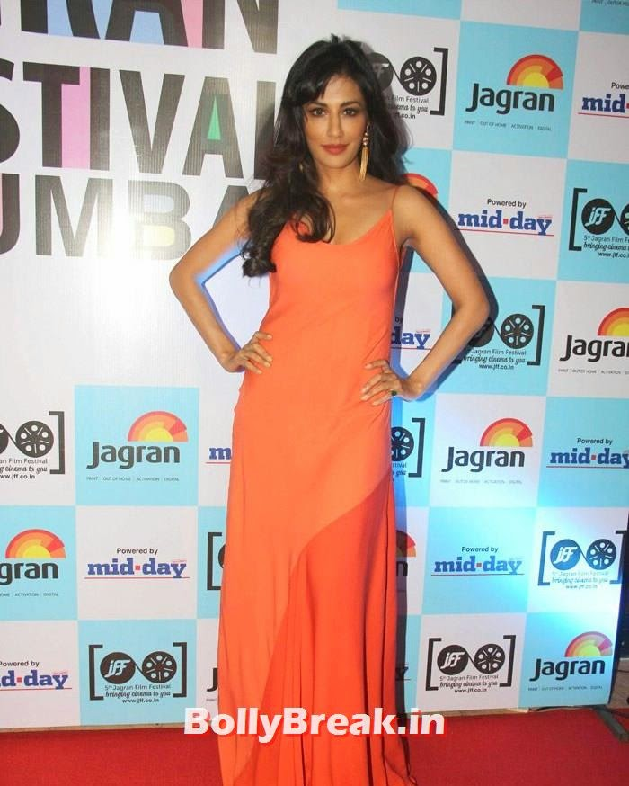 Chitrangada Singh, 5th Jagran Film Festival Red Carpet Pics