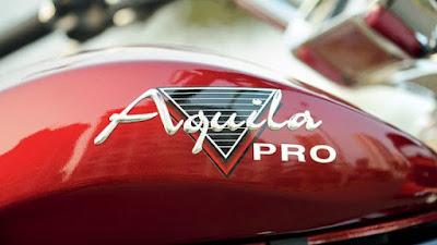 Hyosung Aquila Pro 650 fuel tank