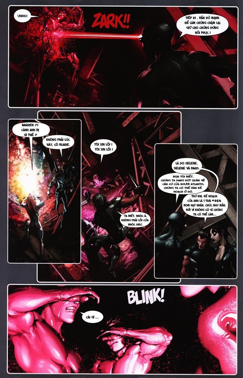 X-Men Necrosha chap 6 trang 21