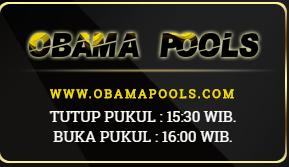 PREDIKSI OBAMA POOLS HARI RABU 01 AGUSTUS 2018