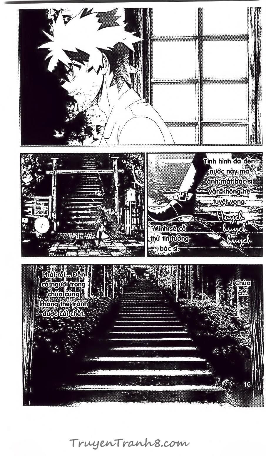 Shiki chapter 27 trang 16