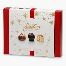 treat snack or share great quality Christmas chocolate gift
