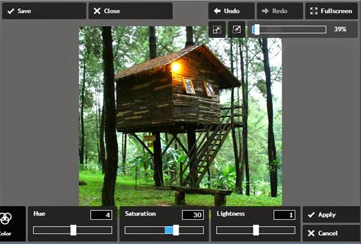 Cara Edit Foto Editor Pixlr Express
