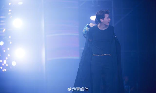 Li Yifeng birthday concert Beijing 2018