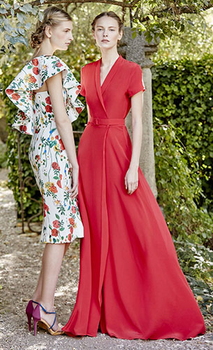 vestidos primavera verano 2017 colección Heaven Dolores Promesas