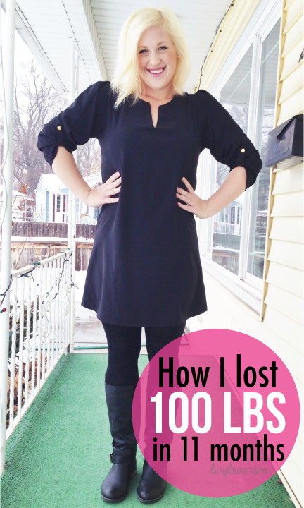 How I lost 100 pounds in 11 months. March 3 ...