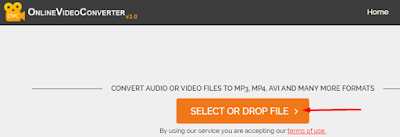 Convert Any HD Video to MP4 online