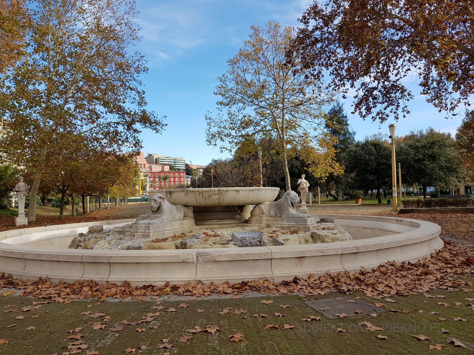 Park w Neapolu