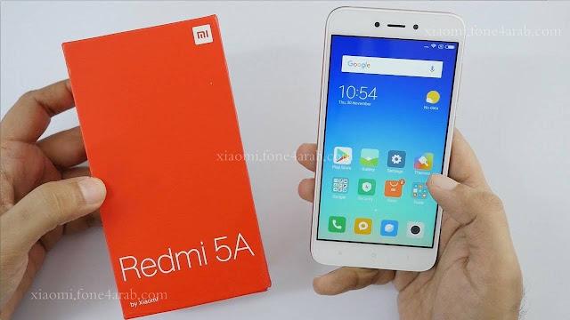 xiaomi Redmi 5A-هاتف