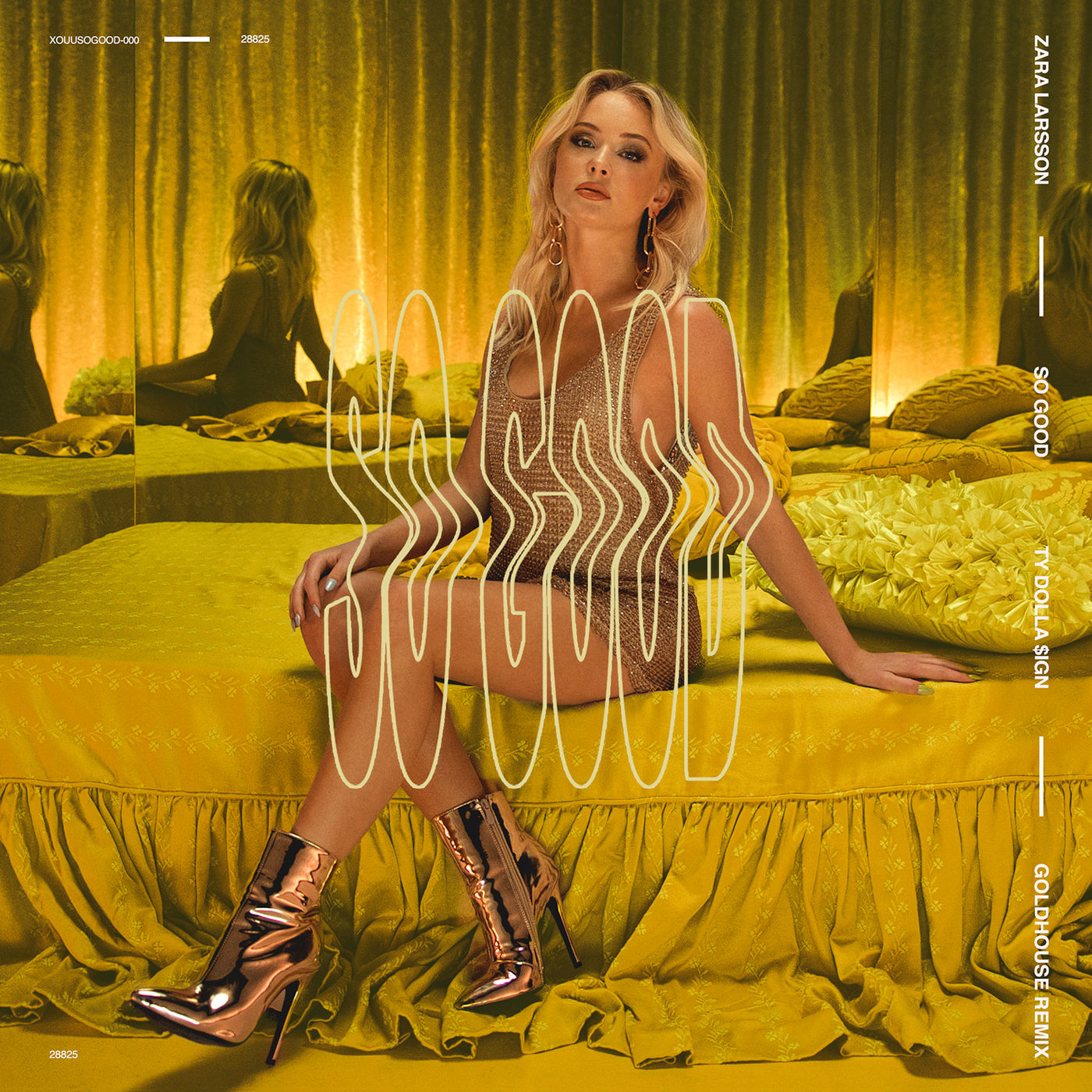 Zara Larsson - So Good (GOLDHOUSE Remix) [feat. Ty Dolla $ign] - Single Cover