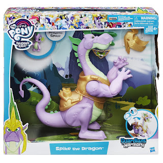MLP Guardians of Harmony Spike the Dragon