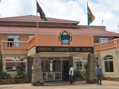 Kilifi county assembly. PHOTO | FILE
