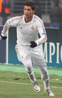 ريال مدريد يشيد بأداء نجمه رونالدو خلال هذا الموسم