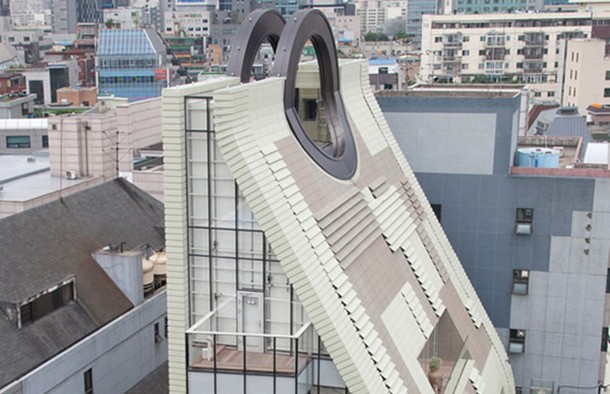 The Simone Handbag Museum Seoul, South Korea