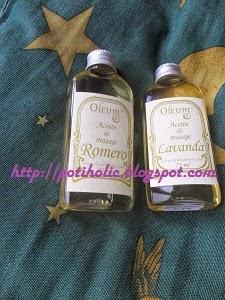 aceites corporales artesanos asturianos oleum lavanda y romero