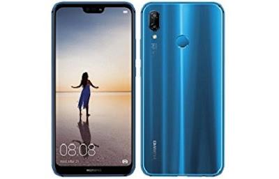 Huawei P20 Light ANE-LX3 32GB + 4GB Dual SIM LTE Factory Unlocked Smartphone (Klein Blue)