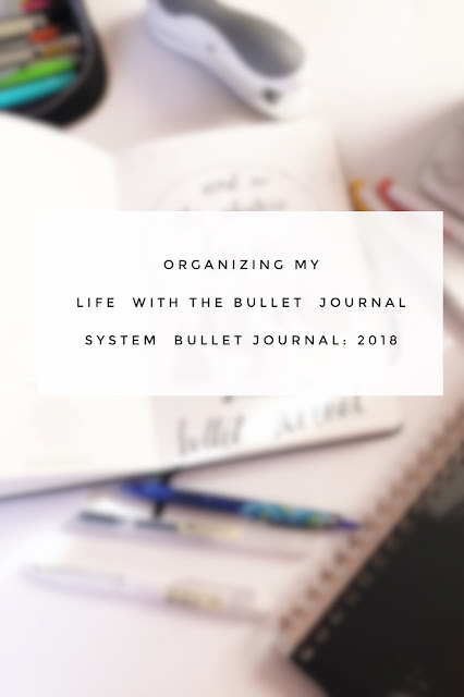 How you should set up a bullet journal?