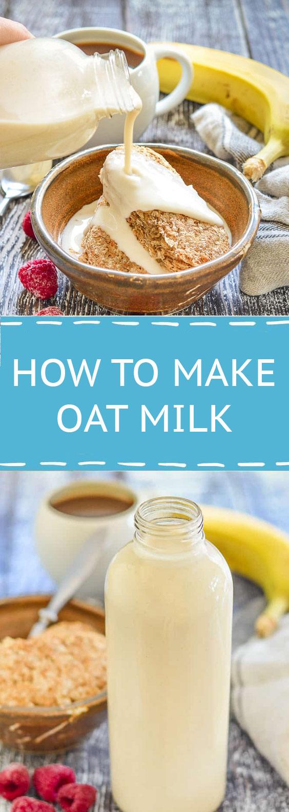 How to Make Oatmeals