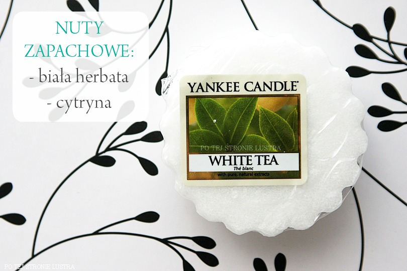 yankee candle pure essence 2016 white tea