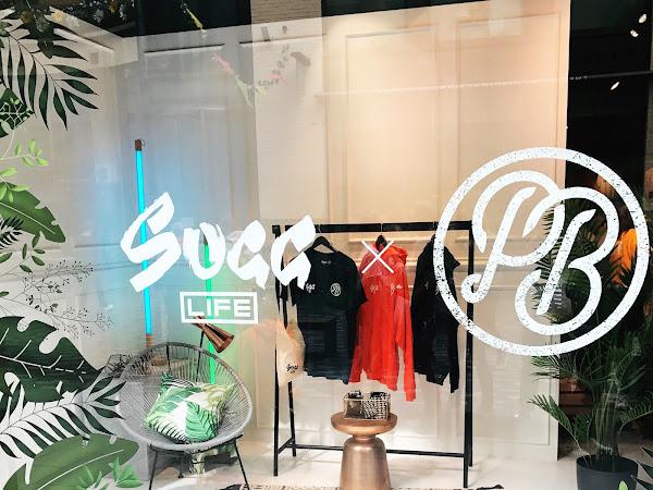 SLxPB Pop Up Shop