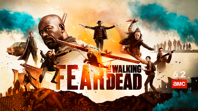 Fear the Walking Dead (Season 5 poster)