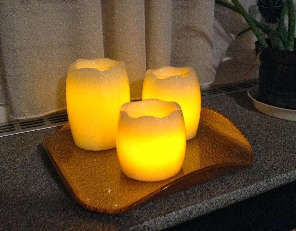Flammenlose Kerzen Qvc