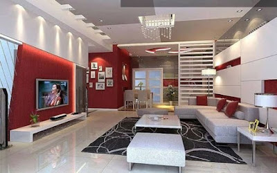 modern room divider partition wall design ideas 2019