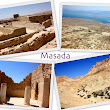 Travel With Preethi: Shalom Israel! Part 5: Masada & Beit She'an