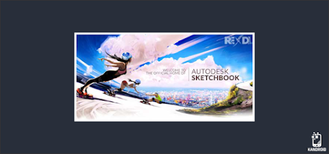 Autodesk SketchBook Pro v3.7.2 Apk Mod Full Unlocked Android