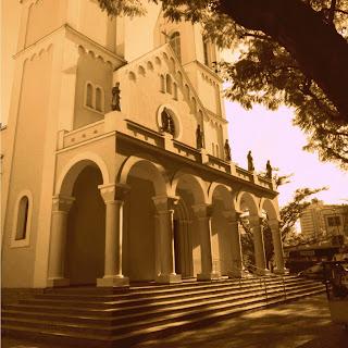 A Catedral São José, em Criciúma, Foi Inaugurada em 1917