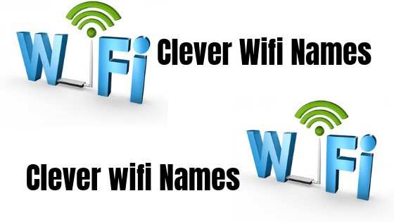 best clever wifi names